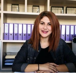 Christiana Gioukka - Receptionist