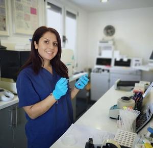 Chrysovalanto Stylianou– Medical Laboratory Technologist